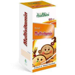 شربت مولتی ویتامین هلثیکا