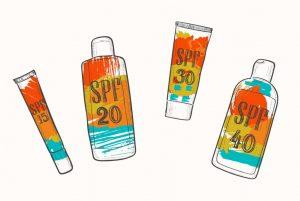 همه چیز درباره انتخاب درجه SPF ضد آفتاب