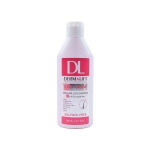 شامپو تقویت کننده درمالیفت مناسب موهای خشک و آسیب دیده