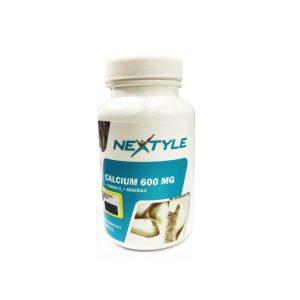 قرص کلسیم و ویتامین د3 مینرال نکستال