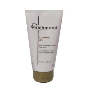 ژل شستشوی صورت ریچموند مناسب پوست خشک و معمولی