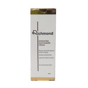 کرم مرطوب کننده ریچموند مناسب پوست خشک و حساس