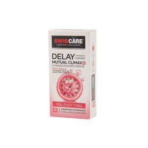 کاندوم تاخیری سوئیس کر مدل Delay Mutual Climax